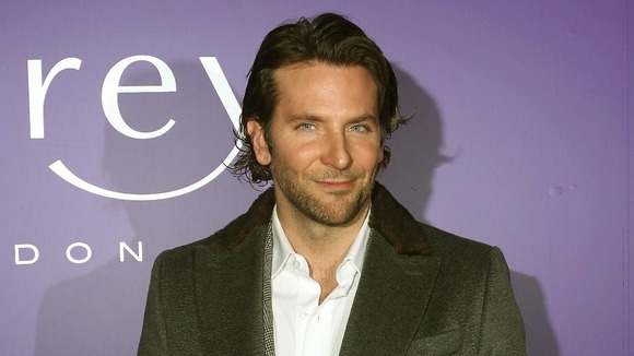 Bradley Cooper is nominated for Best Actor for his role in Silver Linings Playbook