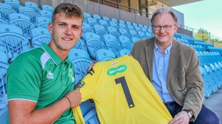 Goalkeeper Stanton signs with Guernsey FC for season
