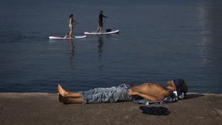 Portugal, Spain and much of southern Europe are being hit by extremely hot temperatures