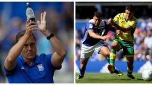 Ipswich Town and Norwich City both rescued draws late on.