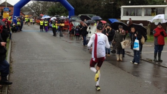 Wokingham Half Marathon