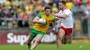 Super 8s: Tyrone beat Donegal in quarter-final