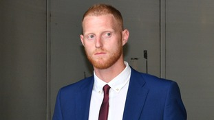 Cricketer Ben Stokes mocked gay men before losing control, court told