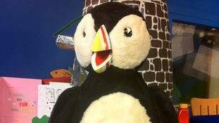 Oscar Puffin will be making an appearance at the British Film Institute this month.