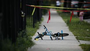 Chicago suffers fierce surge in gun violence over weekend