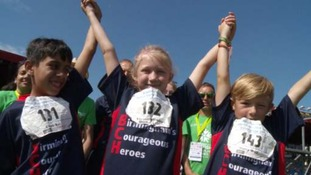 Success for young trio at British Transplant Games