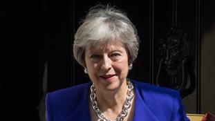 Theresa May confirms landmark £1.2 billion funding boost for Edinburgh and south-east Scotland