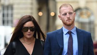 Ben Stokes abused bouncer and 'took the mick out of' gay men before fight, court told