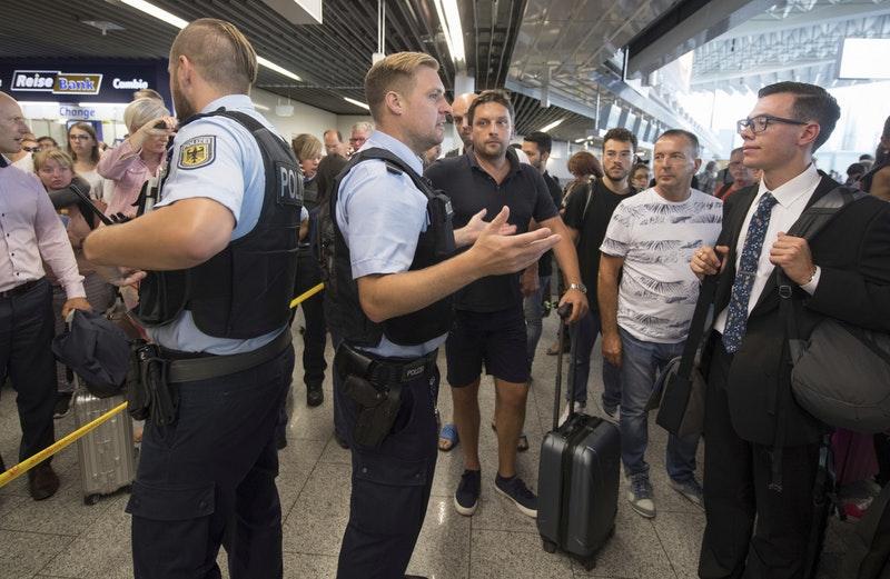 Flughafen Frankfurt News