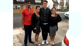 George Zographou Family