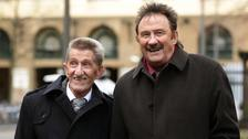 Paul Chuckle revealed he did not know 'until fairly recently' the extent of his brother and comedy partner Barry's illness.
