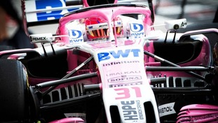 F1 team Force India out of administration