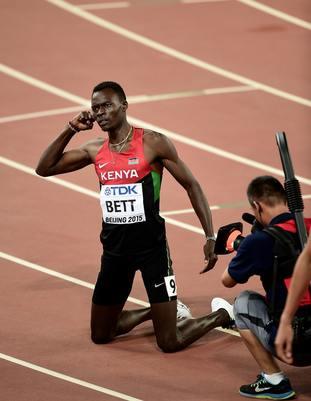 Athletics – IAAF World Championships – Day Four – Beijing National Stadium