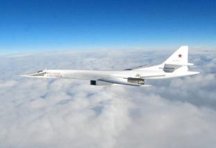 Russian air activity