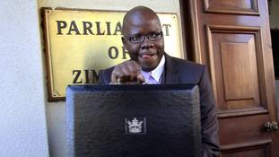 Zimbabwe opposition politician Tendai Biti arrested