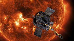 Nasa space probe will aim to 'touch' Sun