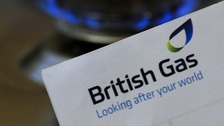 A British Gas bill