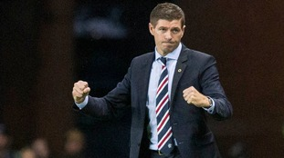 Gerrard relieved after SFA overturn Morelos red card