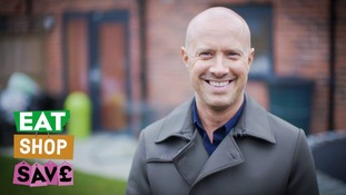 Chef and nutritionist Dale Pinnock is part of Ranvir Singh's team of experts on Eat, Shop, Save