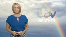 Latest weather for the North West