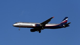 Aeroflot flights could be suspended to the US.