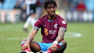 Ivan Toney impressed in a loan spell at Scunthorpe United last season.