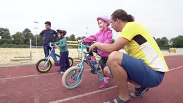 Children enjoy ITV 'Healthy Holidays' campaign