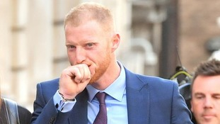 Gay men thanked Ben Stokes for protecting them, court hears