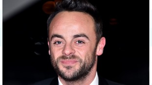 Ant McPartlin taking a break from presenting until 2019