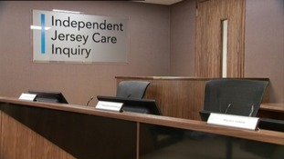 The Independent Jersey Care Inquiry website has been temporarily suspended after concerns of a potential data protection breach.