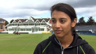 Cricket star Smriti Mandhana opens up about family, food and missing home