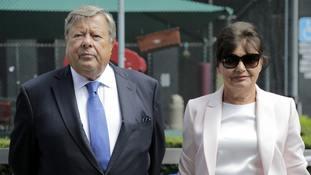 Melania Trump's Slovenian parents given US citizenship