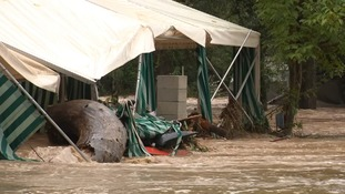 1,600 evacuated as southern France hit by flash flooding