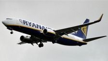 Hundreds of Ryanair flights will not take off as planned today due to pilot strikes in five countries.