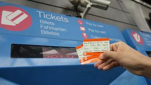 Any Permitted? Route Direct? What those confusing words on your train ticket really mean