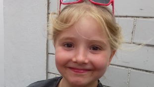 Girl, 9, who died in cliff fall was from Oxford