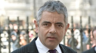 The actor, known for his comedy performances in Mr Bean and Blackadder, said the remarks were funny.