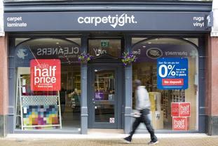 Carpetright results