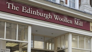 Philip Day, owner of The Edinburgh Woollen Mill, failed in his attempt to take over House of Fraser.