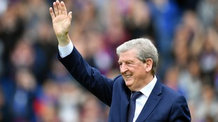 Roy Hodgson signs contract extension with Crystal Palace