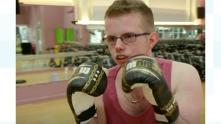 Meet the young man fighting to give people with disabilities a voice