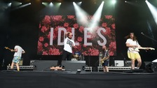 Punk rock band Idles burst onto the scene in 2017 with their debut album Brutalism.