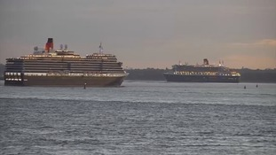 Two of the Three Queens