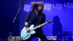 Apparently Foo Fighters front man Dave Grohl is a fan.