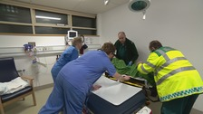 Guernsey's Emergency Department at the Princess Elizabeth Hospital