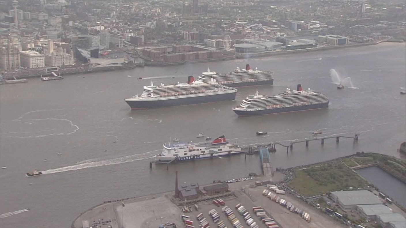Rare sight – Three queens in same place same time (itv.com)