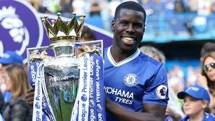 Everton snap up Kurt Zouma on loan from Chelsea