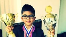 Chess prodigy Shreyas Royal and his family have been allowed to stay in the UK.