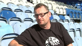QPR supporter Paul Finney believes safe standing would improve the atmosphere in games