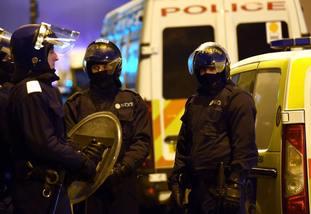 HMP Birmingham disturbance